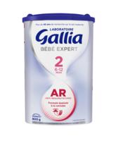 GALLIA BEBE EXPERT AR 2 Lait en poudre B/800g à Farebersviller