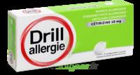 Drill 10 Mg Comprimés à Sucer Allergie Cétirizine Plq/7 à Farebersviller