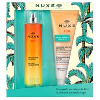 Nuxe Sun Eau Délicieuse Parfumante 100ml+shampoing Douche à Farebersviller