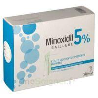 Minoxidil Bailleul 5 % Solution Pour Application Cutanée 3 Fl/60ml à Farebersviller