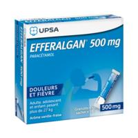 Efferalgan 500 Mg Glé En Sachet Sach/16 à Farebersviller