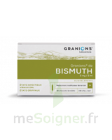 GRANIONS DE BISMUTH 2 mg/2 ml S buv 10Amp/2ml à Farebersviller