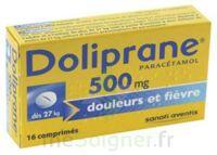DOLIPRANE 500 mg Comprimés 2plq/8 (16) à Farebersviller