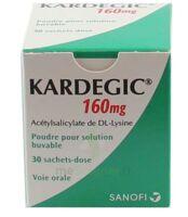 KARDEGIC 160 mg, poudre pour solution buvable en sachet à Farebersviller