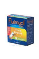 FLUIMUCIL EXPECTORANT ACETYLCYSTEINE 200 mg ADULTES SANS SUCRE, granulés pour solution buvable en sachet édulcorés à l'aspartam et au sorbitol à Farebersviller