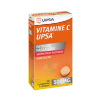 Vitamine C Upsa 500 Mg Fruit Exotique, Comprimé à Croquer à Farebersviller