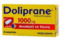 DOLIPRANE 1000 mg Comprimés Plq/8 à Farebersviller