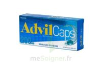 ADVILCAPS 200 mg, capsule molle à Farebersviller