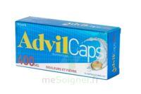 ADVILCAPS 400 mg, capsule molle B/14 à Farebersviller
