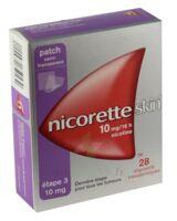 Nicoretteskin 10 mg/16 h Dispositif transdermique B/28 à Farebersviller
