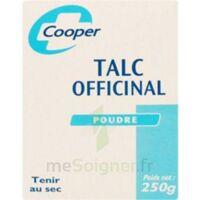 COOPER TALC, bt 250 g à Farebersviller