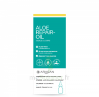 Aragan Aloé Repair-Oil Huile Concentration x 2*Fl/50ml à Farebersviller