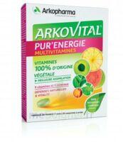 Arkovital Pur'energie Multivitamines Comprimés Dès 6 Ans B/30 à Farebersviller
