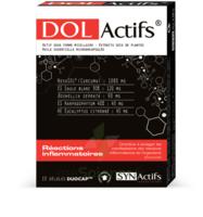 Synactifs Dolactifs Gélules duocaps B/15 à Farebersviller