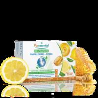 Puressentiel Respiratoire Pastilles Respiratoire Gorge Miel-citron - 18 Pastilles à Farebersviller