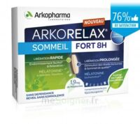 Arkorelax Sommeil Fort 8h Comprimés B/15 à Farebersviller