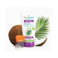 Puressentiel Anti-poux Shampooing Masque Traitant 2 En 1 Anti-poux Avec Peigne - 150 Ml à Farebersviller