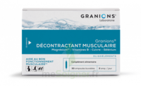 Granions Décontractant Musculaire Solution Buvable 2b/30 Ampoules/2ml à Farebersviller