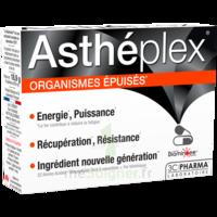 Astheplex Gélules Organismes épuisés B/30 à Farebersviller