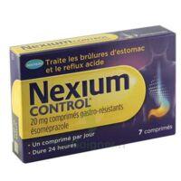 NEXIUM CONTROL 20 mg Cpr gastro-rés Plq/7