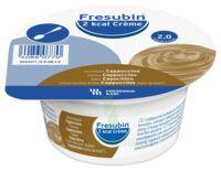 Fresubin 2kcal Crème sans lactose Nutriment cappuccino 4 Pots/200g à Farebersviller