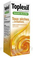 TOPLEXIL 0,33 mg/ml sans sucre solution buvable 150ml à Farebersviller