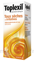 TOPLEXIL 0,33 mg/ml, sirop 150ml à Farebersviller