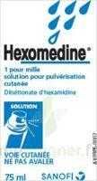 HEXOMEDINE 1 POUR MILLE, solution pour pulvérisation cutanée en flacon pressurisé à Farebersviller