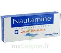 NAUTAMINE, comprimé sécable à Farebersviller