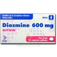 DIOSMINE ARROW 600 mg, comprimé pelliculé à Farebersviller