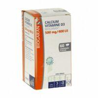 Calcium Vitamine D3 Biogaran 500 Mg/400 Ui, Comprimé à Sucer à Farebersviller
