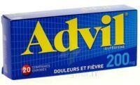 ADVIL 200 mg, 20 comprimés enrobés B/20 à Farebersviller