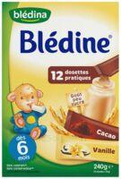 Blédine Vanille/Cacao 12 dosettes de 20g à Farebersviller