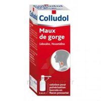 COLLUDOL Solution pour pulvérisation buccale en flacon pressurisé Fl/30 ml + embout buccal à Farebersviller