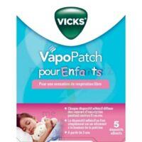 VICKS VAPOPATCH ENFANTS à Farebersviller