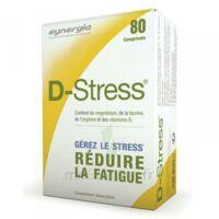 D-STRESS, boite de 80 à Farebersviller