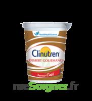 CLINUTREN DESSERT GOURMAND Nutriment café 4Cups/200g à Farebersviller