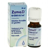 ZYMAD 10 000 UI/ml, solution buvable en gouttes à Farebersviller