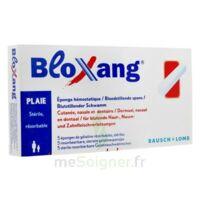 BLOXANG Eponge de gélatine stérile hémostatique B/5 à Farebersviller