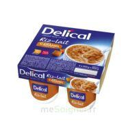 DELICAL RIZ AU LAIT Nutriment caramel pointe de sel 4Pots/200g à Farebersviller