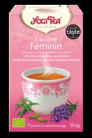 Yogi Tea Equilibre Feminin à Farebersviller