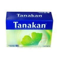 TANAKAN 40 mg, comprimé enrobé PVC/alu/90 à Farebersviller