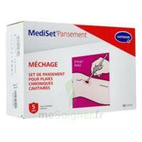 MediSet® set de pansement Plaie Chronique Méchage - Boîte de 5 soins à Farebersviller