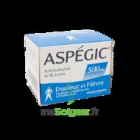 ASPEGIC 500 mg, poudre pour solution buvable en sachet-dose 20 à Farebersviller