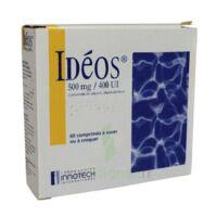 IDEOS 500 mg/400 UI, comprimé à sucer ou à croquer à Farebersviller