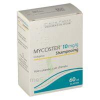 MYCOSTER 10 mg/g, shampooing à Farebersviller
