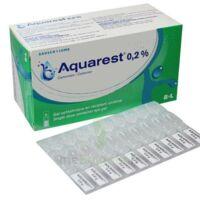 AQUAREST 0,2 %, gel opthalmique en récipient unidose à Farebersviller