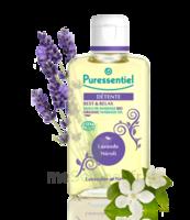 Puressentiel Sommeil - Détente Huile De Massage Bio** Détente - Lavande - Néroli - 100 Ml