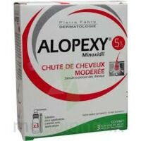 ALOPEXY 50 mg/ml S appl cut 3Fl/60ml à Farebersviller