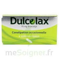 DULCOLAX 10 mg, suppositoire à Farebersviller